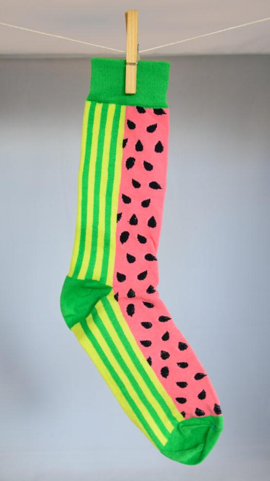 watermelon socks